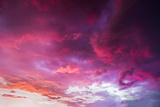 Glorious Evening Sky Photographic Print by  KennethKeifer