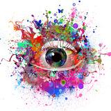 Eye Print by  reznik_val
