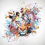 Tiger Reprodukcje autor reznik_val