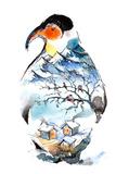 Winter Prints by  okalinichenko