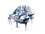 Piano Kunst van  okalinichenko