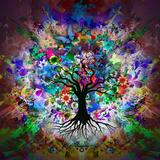Tree Poster by  reznik_val