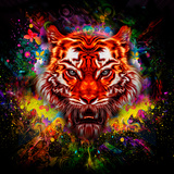 Tiger Art by  reznik_val
