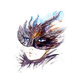 Masquerade Prints by  okalinichenko