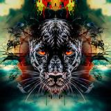 Panther Posters av  reznik_val
