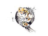 Cheetah Posters by  okalinichenko