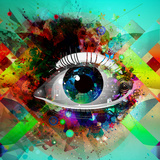 Eye Posters by  reznik_val