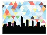 Cleveland Triangle Prints