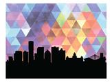 Durban Triangle Prints