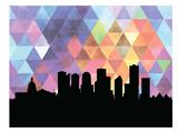 Edmonton Triangle Posters