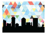 Wichita Triangle Prints