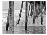 Imperial Beach Pier 1 Posters by Murray Bolesta