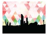 Rotterdam Triangle Prints