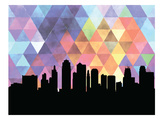 Kansascity Triangle Poster