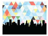 Baltimore Triangle Print