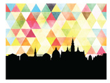 Copenhagen Triangle Posters