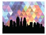 Cincinnati Triangle Posters