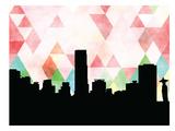 Seoul Triangle Prints