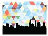 Perth Triangle Prints