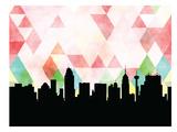 San Antonio Triangle Posters