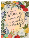 What Is Essential Print by Mia Charro