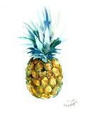 Pineapple Posters af Suren Nersisyan