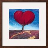 Heart of the Earth Posters by Donato Larotonda