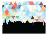 Victoria Triangle Poster