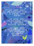 Educate Reprodukcje autor Mia Charro