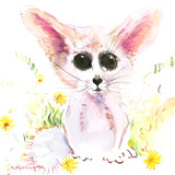 Baby Fennec Posters by Suren Nersisyan