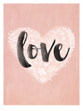 Love Heart Posters par Mia Charro