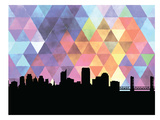 Sacramento Triangle Prints
