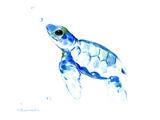 Sea Turtle Poster van Suren Nersisyan