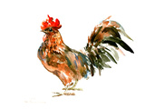 Rooster Kitchen 1 Prints by Suren Nersisyan