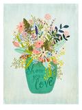 Mia Charro - Show Your Love - Poster