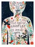 The Entire Universe 2 Plakaty autor Mia Charro