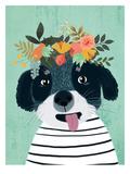 Puppy Prints by Mia Charro