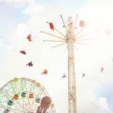 Summer Rides Posters by Mina Teslaru