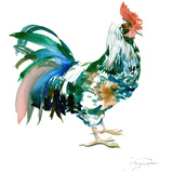 Rooster Prints by Suren Nersisyan