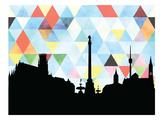 Stuttgart Triangle Prints