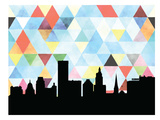 Providence Triangle Prints