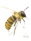 Bee Print by Suren Nersisyan