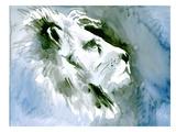Lion Portrait Prints by Suren Nersisyan