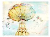 Ride The Sky 2 Prints by Mina Teslaru