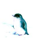 Baby Penguin 3 Print by Suren Nersisyan