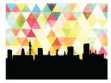Pretoria Triangle Posters