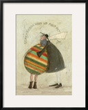 Remembering When We First Met Prints by Sam Toft