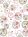 Circles and Dots Art by Bee Sturgis