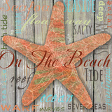 On the Beach Prints by Bee Sturgis