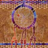 Dream Catcher Prints by Bee Sturgis